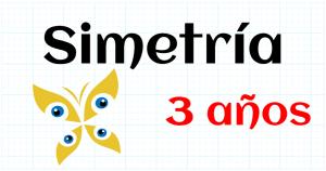 SIMETRIA - EDUCACION INFANTIL 3 AÑOS