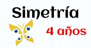 SIMETRIA - EDUCACION INFANTIL 4 AÑOS