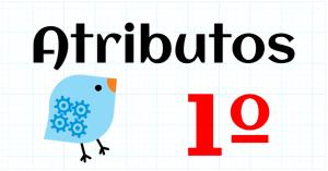 ATRIBUTOS - EDUCACION PRIMARIA 1º