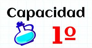 CAPACIDAD - EDUCACION PRIMARIA 1º