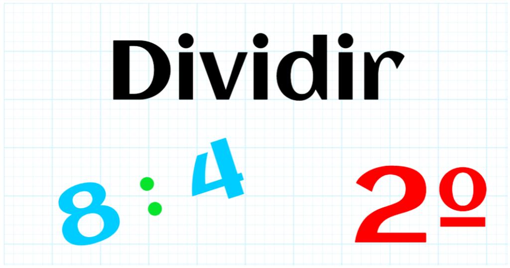 EDUCACION PRIMARIA 2º - DIVIDIR