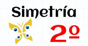 SIMETRIA - EDUCACION PRIMARIA 2º
