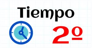 TIEMPO - EDUCACION PRIMARIA 2º