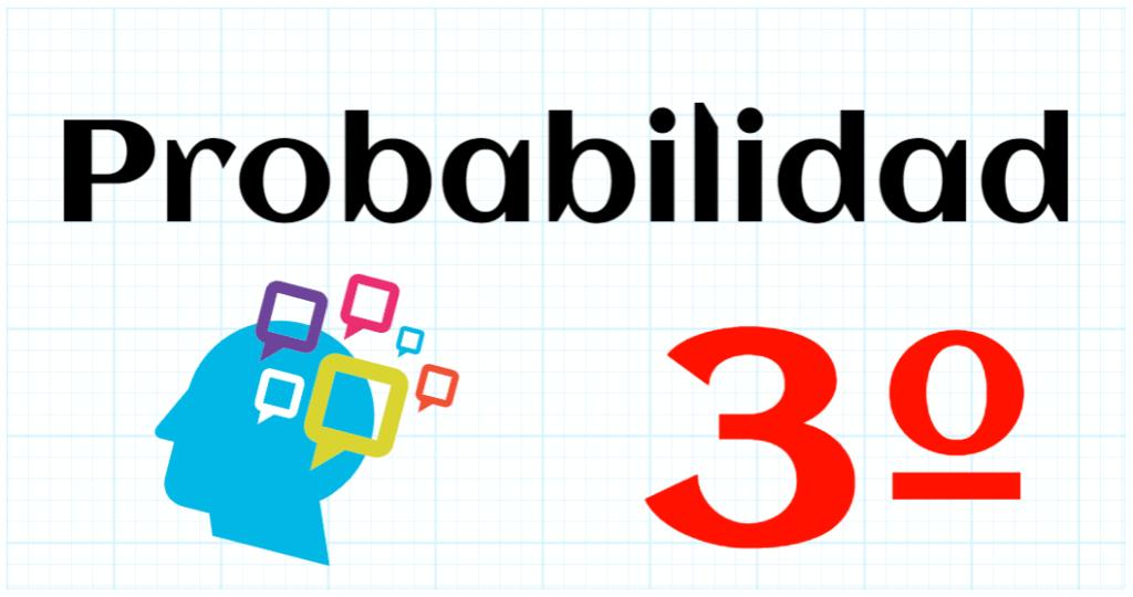 PROBABILIDAD - EDUCACION PRIMARIA 3º