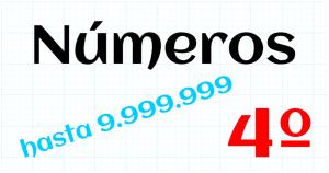 EDUCACION PRIMARIA 4º - 9.999.999