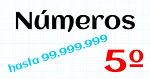 EDUCACION PRIMARIA 5º - 99.999.999