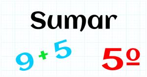 EDUCACION PRIMARIA 5º - SUMAR