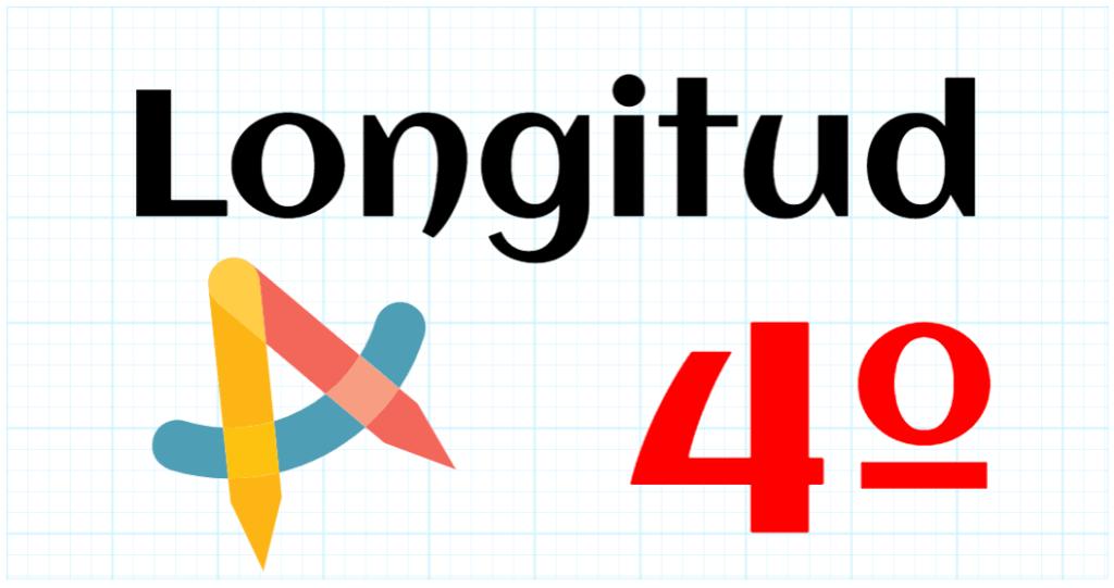 LONGITUD - EDUCACION PRIMARIA 4º