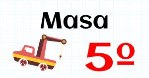 MASA - EDUCACION PRIMARIA 5º