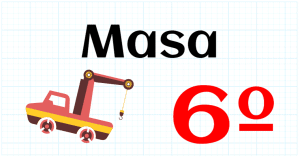 MASA - EDUCACION PRIMARIA 6º