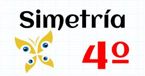 SIMETRIA - EDUCACION PRIMARIA 4º