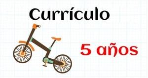 CURRICULUM MATEMATICAS EDUCACION INFANTIL 5 AÑOS