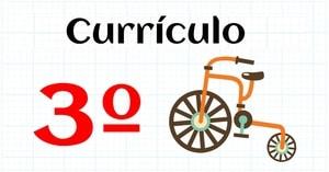 CURRICULUM MATEMATICAS TERCERO EDUCACION PRIMARIA