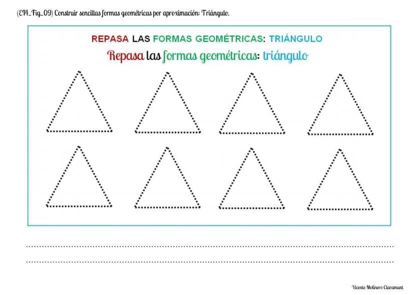 repasar triangulo