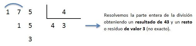 explicacion division cociente decimal paso a paso 1