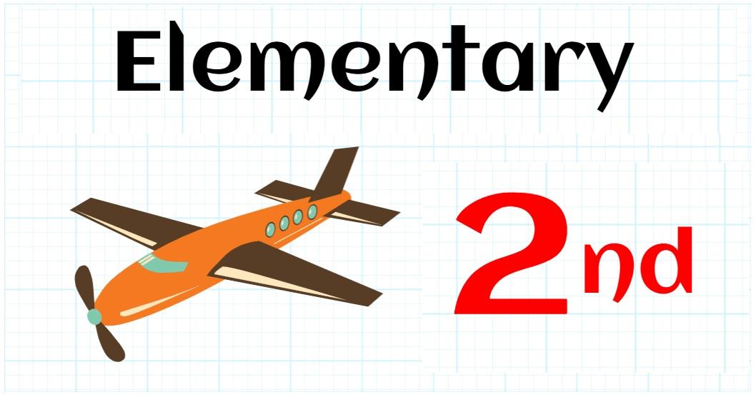 2ND GRADE ELEMENTARY SCHOOL
