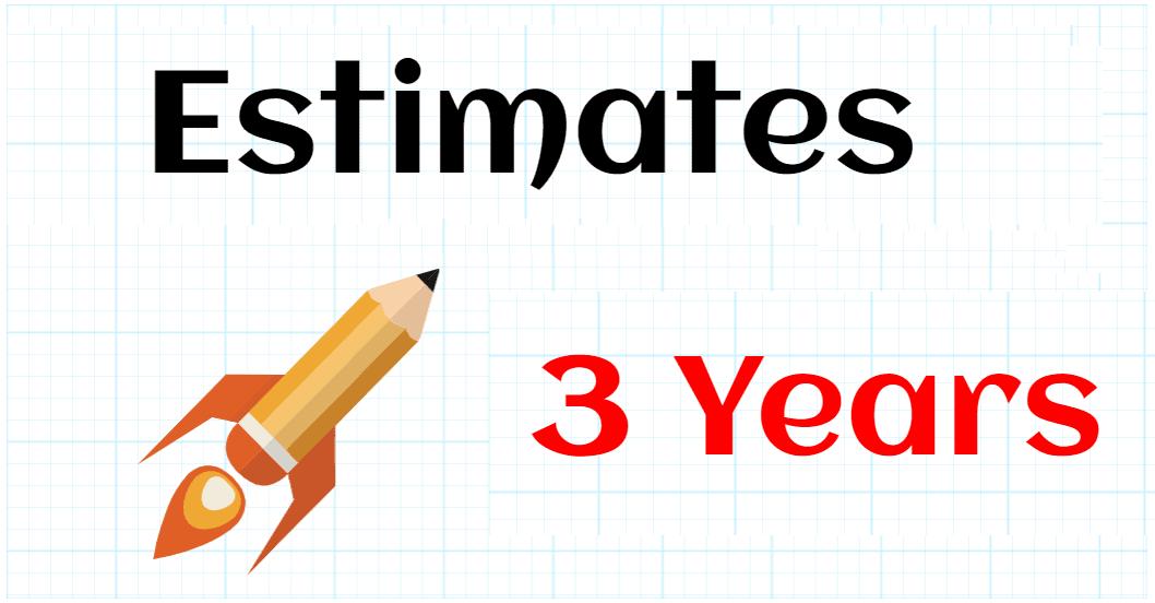 ESTIMATING QUANTITIES - PREKINDERGARTEN 3 YEARS