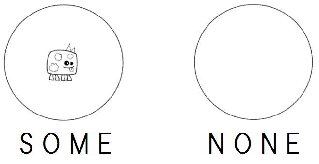 some - none